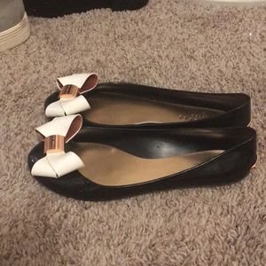 Ted Baker flats!